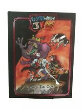 Earthworm Jim: Launch the Cow Hardcover Graphic Novel TenNapel
