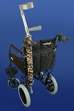 Crutch Pad / Holder Giraffe  soft faux fur ( MOBILITY STYLE ) SALE NOW ON WOW