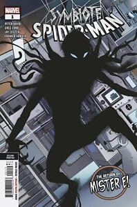 SYMBIOTE SPIDER-MAN KING IN BLACK #1 2ND PRINT VARIANT 2021 MARVEL 1/20/21 NM