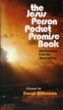 The Jesus Person Pocket Promise Book:800 Promises From the Word of God  Paperba