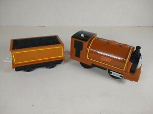 Thomas & Friends Duke Trackmaster Motorized Train Engine Mattel 2010 WORKS!