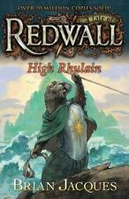 A Tale of Redwall: High Rhulain by Brian Jacques - BRAND NEW!