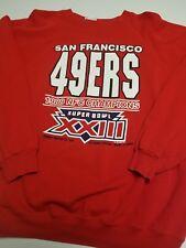 d712d6df Super Bowl San Francisco 49ers NFL Sweatshirts for sale | eBay