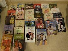LOT OF 27 ROMANCE NOVEL STORIES HARLEQUIN NICE BOOKS FREE SHIPPING USA
