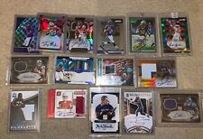 Football Hot Packs! Auto Jersey Relic Plus 1 Hobby Pack! See Description