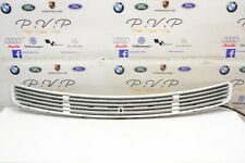 MERCEDES BENZ C22O 2002 W203 FRONT BUMPER GRILL SECTION CHROME 2038800205