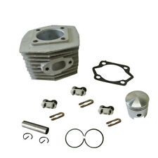 Cylinder& 415 Chain Master Link&Piston Kit For 66/80cc Engine Motorized Bike
