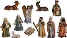 figuras del Belén Set Oriente moderno 11 piezas en la tamaño aprox. 25cm