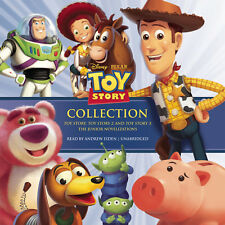 The Toy Story Collection (Toy Story, Toy Story 2, and Toy Story 3): The Junior