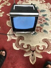 Sony 8 Inch Retro  Old Style CRT Portable  Television