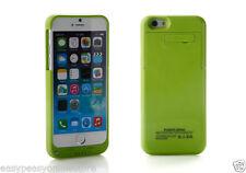 Étuis, housses et coques vert simples pour téléphone mobile et assistant personnel (PDA) Apple