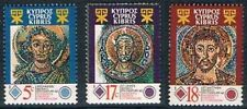 Chypre 1991 Mi N°767 - 769 - 770 Mnh**  Mozaieken