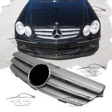 Frontal plata cromo parrilla para Mercedes CLK C209 W209 02-09 Sport Look Spoiler