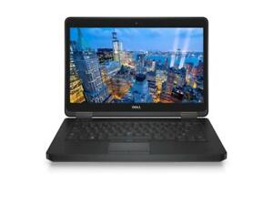 "RB Dell Latitude E5480 14"" i7-7820HQ 2.70GHz, 16GB, 512gb SSD GEFORCE 930MX"