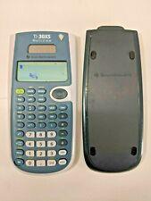 Texas Instruments TI-30XS Multiview Scientific Calculator Solar Powered w/ Cover