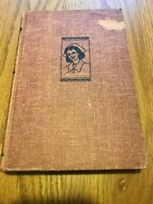 Cherry Ames Student Nurse 1943 Book by Helen Wells 213 pgs. Good Condition