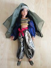 Rare Gotz Collector Doll By Sylvia Natterer. Scheherazade 2002