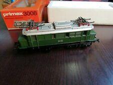 Märklin/Prime H0 Nr.3008 E-Lok mit Oberleitung sehr gut erhalten, Vitrinenmodell