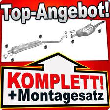 Auspuff OPEL ASTRA G 1.6 1.8 2.2 16V Coupe Cabrio Auspuffanlage 436