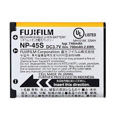 Genuine Original FujiFilm NP-45S Battery for FinePix J20 J26 J27 J30 J35 Z71