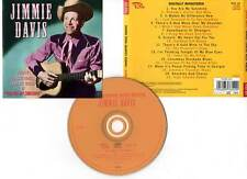 "JIMMIE DAVIS ""Famous Country Music Makers"" (CD) 2004"