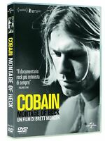 DVD  COBAIN MONTAGE OF HECK EU 2015 Courtney Love Nirvana