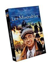 "JEAN PAUL BELMONDO-ANNIE GIRARDOT "" LES MISERABLES ""  - DVD NEUF"
