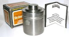 Honeywell Nikor Film Developing Tank W/Rell, Instructions and Box