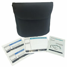 STEROPLAST PERSONAL RESUSCITATION TRAVEL FIRST AID ISOLADE KIT BLACK BELT POUCH