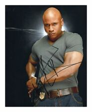 LL COOL J AUTOGRAPHED SIGNED A4 PP POSTER PHOTO