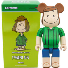 Medicom Be@rbrick Bearbrick PEANUTS Snoopy Peppermint Patty 400% Figure
