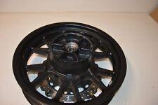 2014 Yamaha XVS 950 Bolt back rear wheel rim with brake rotor straight