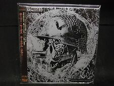 HOLY MOSES Terminal Terror + 3 JAPAN MINI LP (Papersleeve) CD Temple Of The Absu