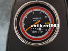 Oliver / White Tachometer  -1750,1755, 1850,1855,1950,1955,2050, 2150 158388A-R
