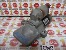 12 13 14 15 16 17 FORD FOCUS ENGINE STARTER MOTOR FJ5Z11002A OEM