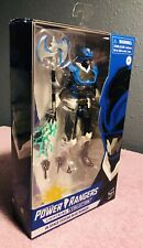 Hasbro E6483 Power Rangers Lightning Collection in Space Psycho Blue Ranger...