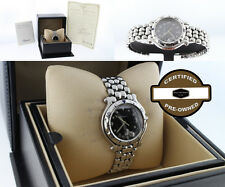 Chopard Happy Sport Round Fish Stainless Steel Lady's 32mm Watch with Box/Papers