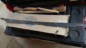 mazda 323 wagon panel van  rear scuff plate R.W.D 1976 - 1983