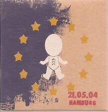 "PETER GABRIEL ""Live in Hamburg, Germany 2004"" 2 CD Cardsleeve Rare"