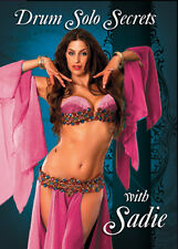 Sadie - Drum Solo Secrets Belly Dance DVD