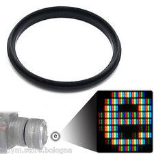 Anello inversione MACRO COUPLER 67-77mm / 77-67mm per Canon Nikon Sony ecc. mm