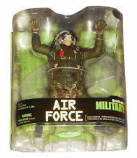 NEW 2008 McFARLANE'S MILITARY SERIES 7 AIR FORCE HALO JUMPER ACTION FIGURE H3