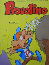 Provolino n°17 1974 ed. Bianconi   [G.1 ]