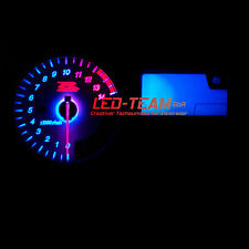 Suzuki GSXR 600/750/1000 BJ 03-04 Tacho Beleuchtung Umbau LED Set BLAU LED-Team