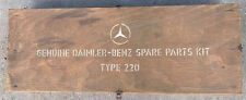 Mercedes Benz Spare Parts Kit Type 220