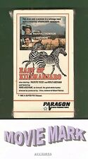 EAST OF KILIMANJARO 1957 (Paragon Video) Marshall Thompson vhs NEVER on DVD! NEW