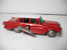 SHUCO MICRO-RACERS, GERMANY #1038 MERCEDES 220 S .RESTORED WORKING ORDER