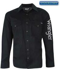 Wrangler Button-Front Casual Shirts for Men