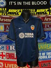 5/5 Valencia adults L 2000 MINT away football shirt jersey camiseta soccer