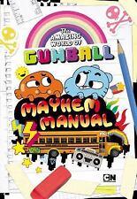 Mayhem Manual (The Amazing World of Gumball) - Good - Shulman, Mark - Hardcover